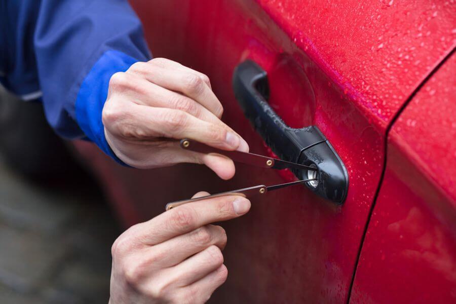 Schlüsseldienst Sonnenberg Autoöffnung